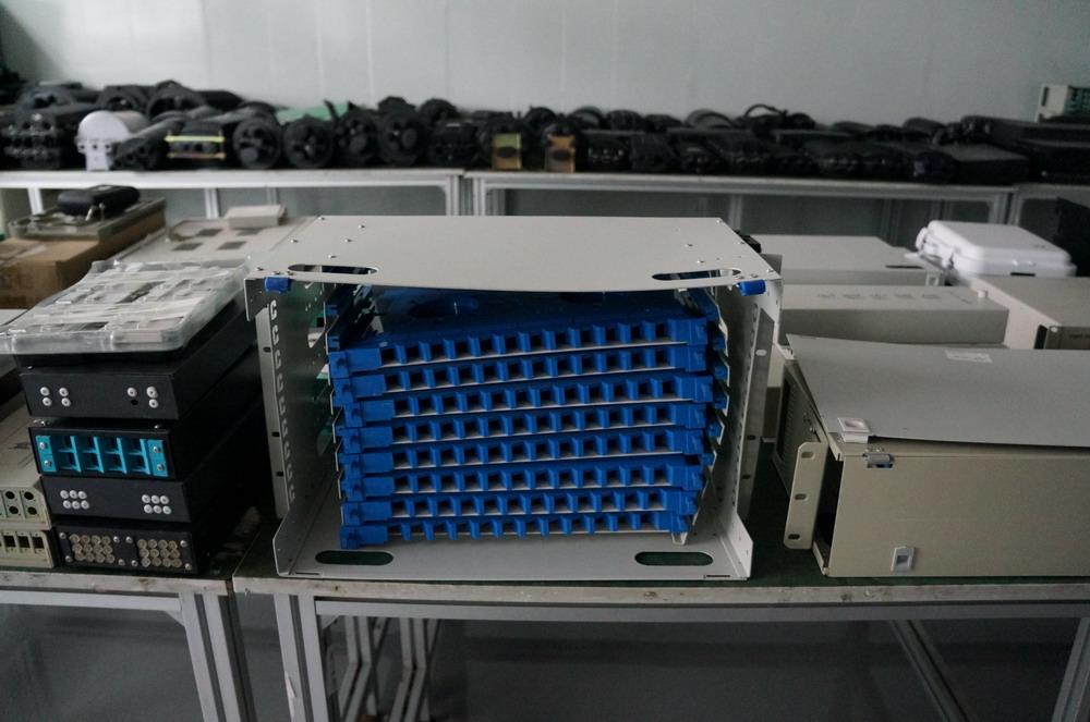 оборудование для оптоволокна